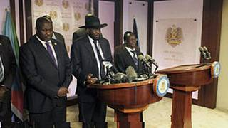 AU approves deployment of regional troops to South Sudan
