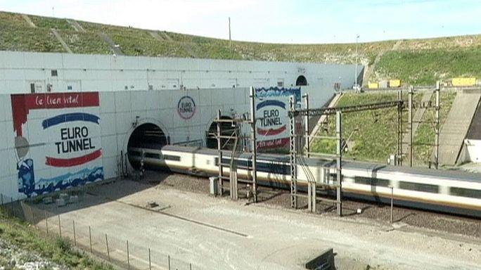 Eurotunnel пострадал от слабого фунта