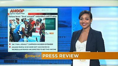 Revoir la revue de presse du 20-07-2016 [The Morning Call]