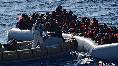 Libye : 2500 migrants secourus