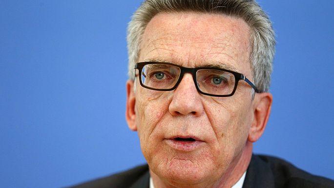 Almanya'daki baltalı saldırganın Pakistan uyruklu olduğu sanılıyor