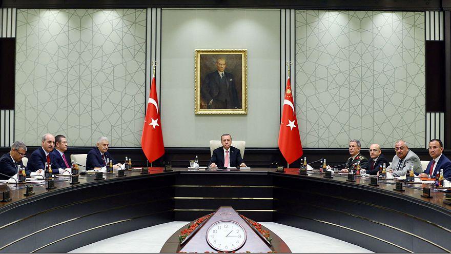 """الرئيس التركي أردوغان:""""نواجه فيروسا في حالة تفشي، أصبح من الواجب التخلص منه"""""""