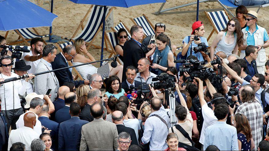 """Frankreich: Festival """"Paris Plage"""" unter verschärften Sicherheitsvorkehrungen eröffnet"""