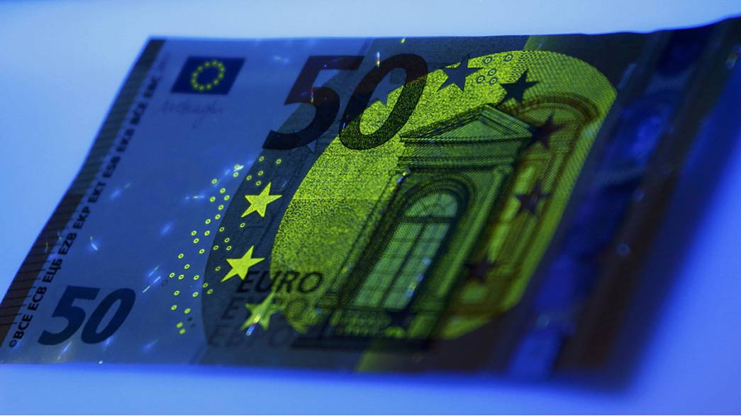 En güvenli denilen 20 Euroluk banknotun da sahtesini bastılar