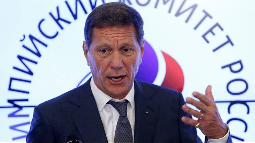 Zhukov downplays possible boycott with Russia's participation in Rio Olympics in the balance
