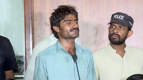 Pakistan 'honour killing' suspect in court over 'social media' murder