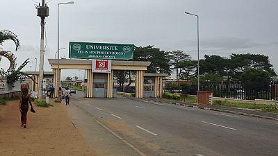 Côte d'Ivoire : les syndicats d'étudiants suspendus