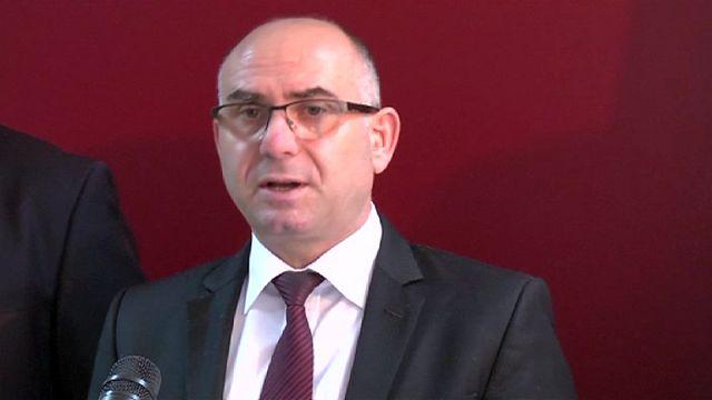 Makedonya'da 19 insan tacirine tutuklama