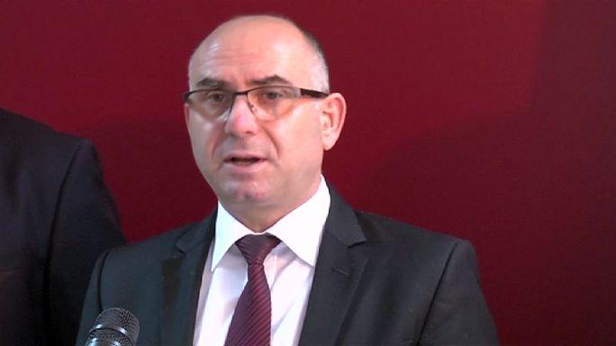 Embercsempész bandát számolt fel a macedón rendőrség
