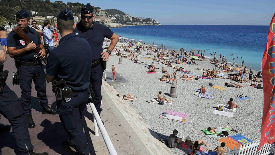Terror and tourism: changing the travel landscape