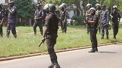 Violente manifestation contre le prix de l'électricité