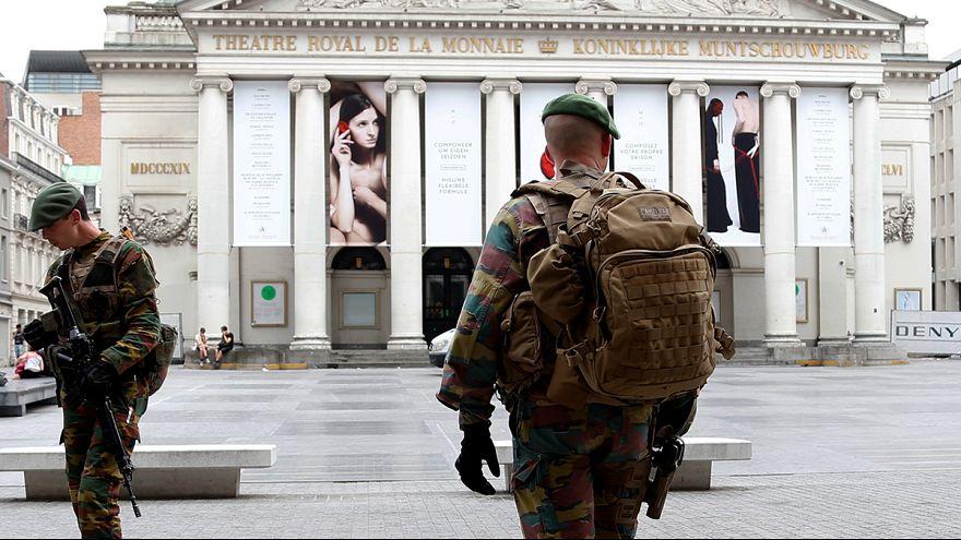 Belçika'da yoğun güvenlik önlemleri altında ulusal bayram kutlanacak
