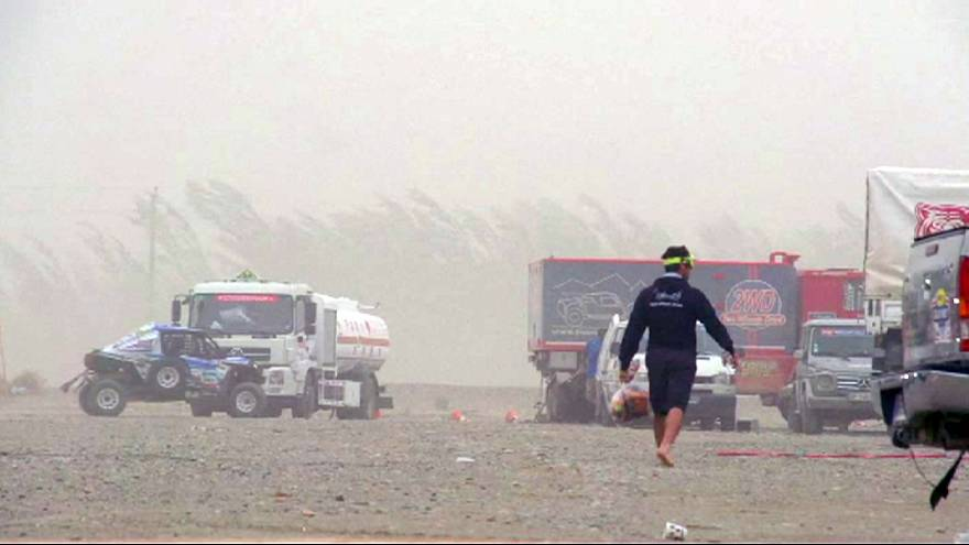 Silk Way Rally: Organisers forced to cancel Stage 11 due to extreme weather conditions
