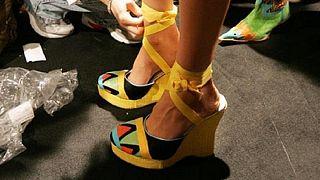 Égypte : de l'architecture au design de chaussures