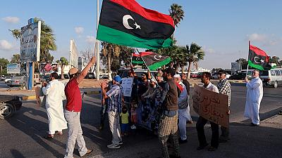 French military presence sparks protests in Libya, government 'unhappy'