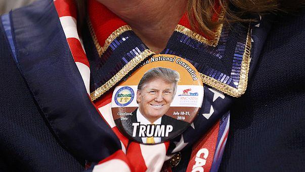 Trump támogatóit lelkesíti az elnökjelöltsége