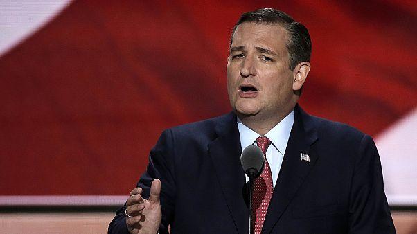 Discurso de Ted Cruz inflama Convenção do Partido Republicano