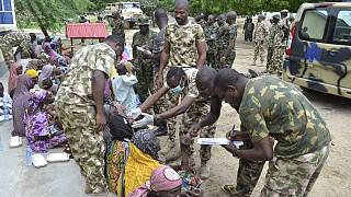 Nigerian Army rescues 80 hostages in 'Operation Tiger Claw'