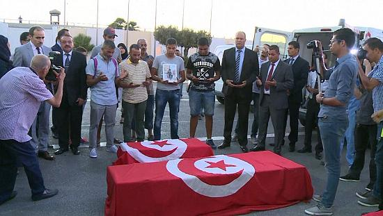 Nice attack: remains of three victims repatriated to Tunis