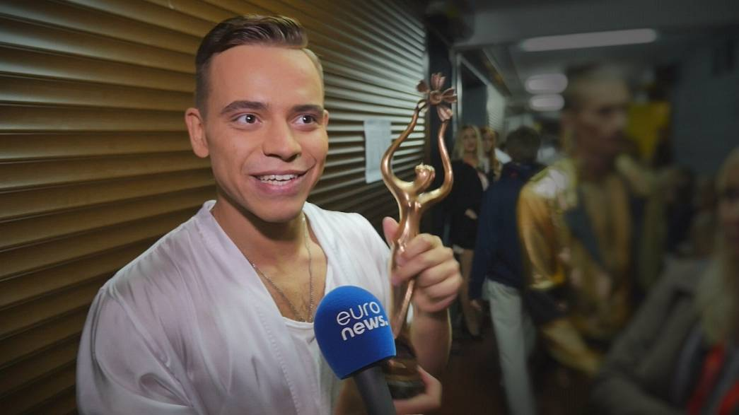Belarus'un Eurovision'u genç yetenekleri ağırlıyor