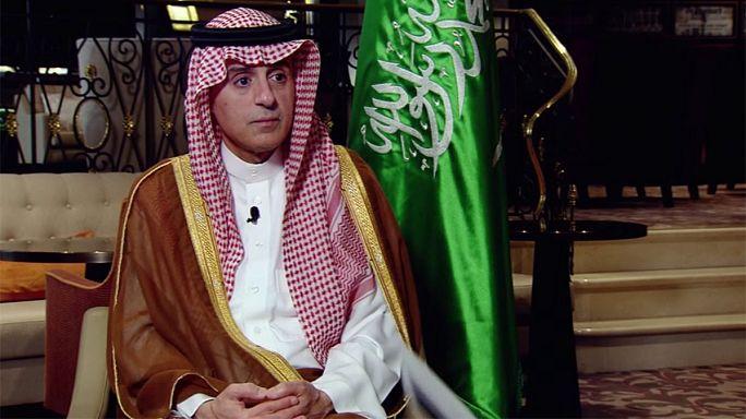 عادل الجبير ليورونيوز: اتهام المملكة العربية السعودية بتمويل التطرف ..أمر سخيف