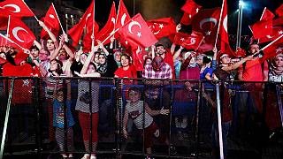 Turkey enters first day of state of emergency