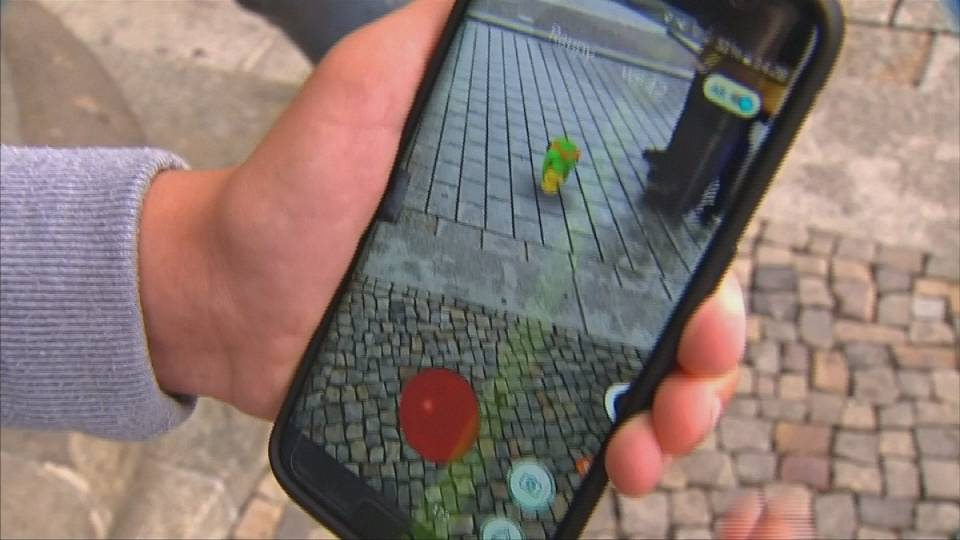 No stopping players as Pokemon Go goes stratospheric