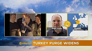 Instauration de l'état d'urgence en Turquie [The Morning Call]