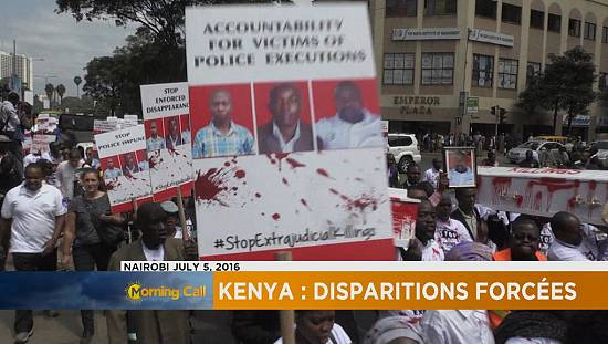 Kenya's enforced disappearances [The Morning Call]