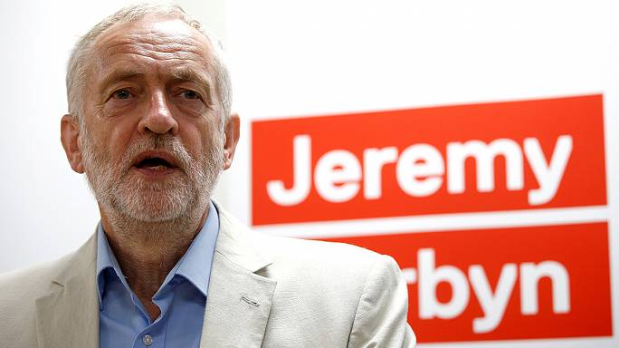 Великобритания: Джереми Корбин принял вызов