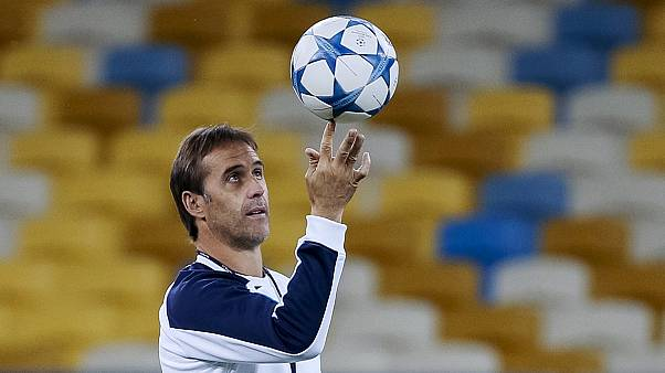 Former Porto boss Julen Lopetegui appointed new coach of Spain