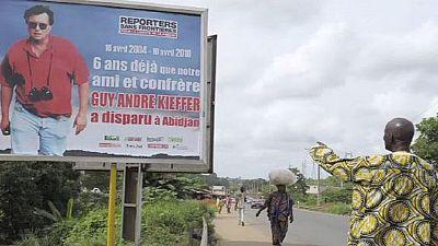 """Guy-André Kieffer """"exécuté sous les ordres de Simone Gbagbo"""""""
