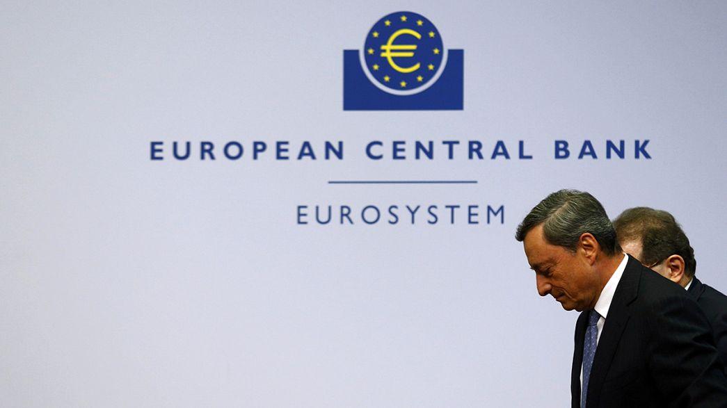 Draghi piyasalara umut dağıttı