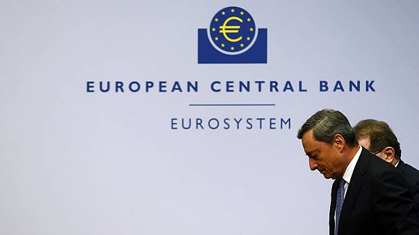 البنك المركزي الأوربي يبقي على أسعار الفائدة دون تغيير