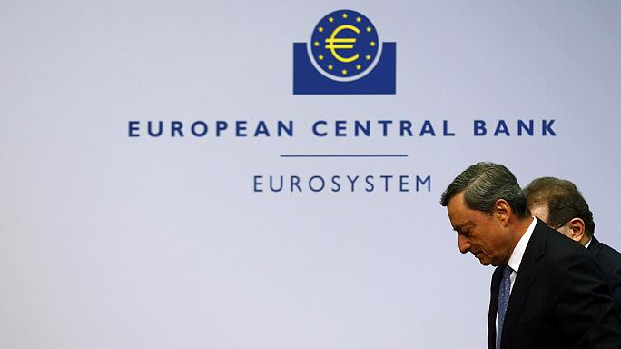 """EZB-Chef Draghi drängt auf """"Lösung für das Problem der faulen Kredite"""" in Italien"""