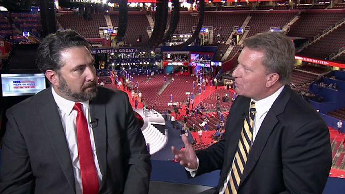 Az Euronews helyszíni tudósítása az amerikai republikánus jelölőgyűlésről