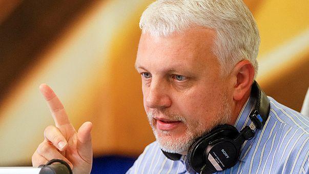 """الرئيس الأوكراني: مقتل الصحفي  """"بافل شيريميت"""" يهدف إلى زعزعة الأوضاع في البلاد"""