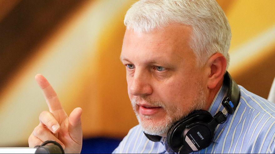 O jornalista bielorrusso Pavel Sheremet foi assassinado