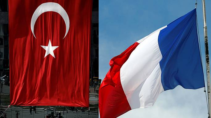 The quite different states of emergency in France and Turkey