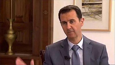 Bachar al-Assad accuse Erdogan de se ''servir du coup d'Etat avorté''