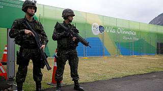 Brazil arrests over 'terror plot to attack Olympics'