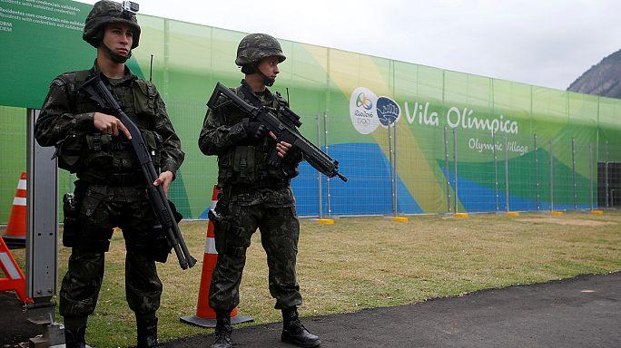 Az olimpia idejére terrortámadást szervező sejtet számolt fel a brazil rendőrség