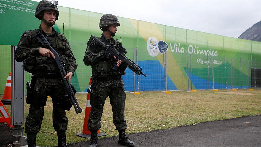 Brésil : 10 suspects arrêtés, ils préparaient des attentats aux JO