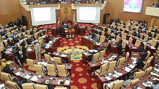 Ghana's parliament disapproves of new general election date