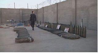 Libye : les forces loyales récupèrent des armes de l'État islamique