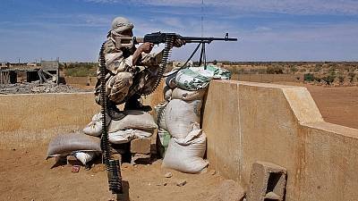 Fighting erupts between former rebels and pro-government forces in northern Mali