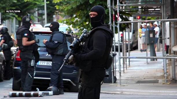 Nice attack: planned in advance with accomplices