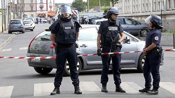Un detenido en una operación antiterrorista en Argenteuil, cerca de París