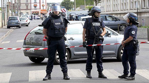 Man arrested in Paris anti-terror raids