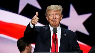Tudo a postos para a grande noite de Donald Trump